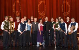 Opern auf bayrisch -Gruppenbild
